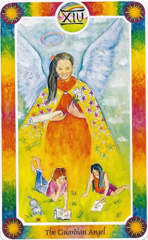 14 守護天使