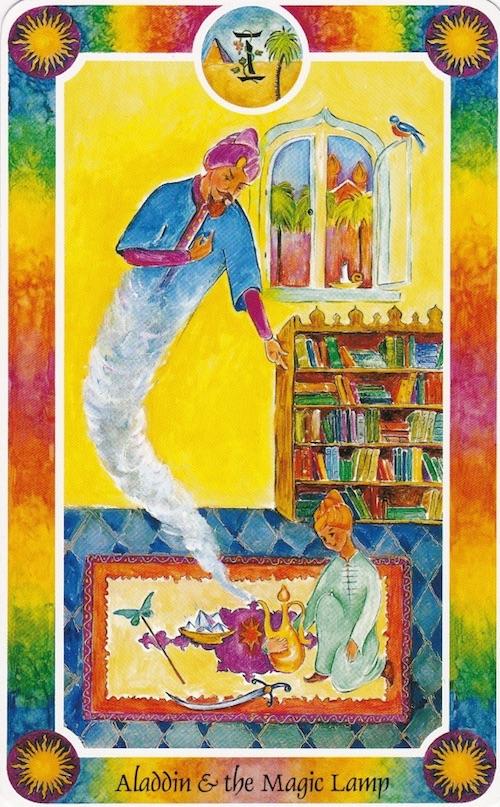 1 アラジンと魔法のランプ Aladdin and the Magic Lamp