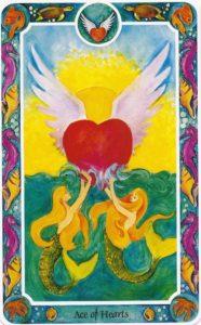 ハートエース Ace of Hearts