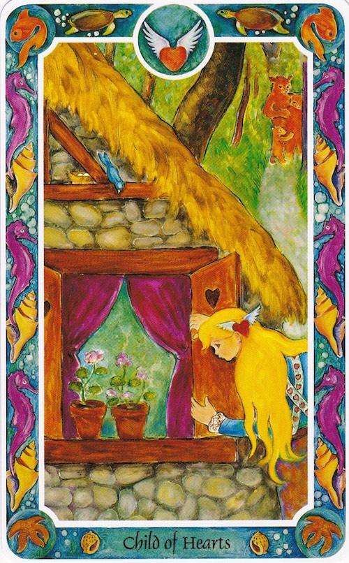 ハートチャイルド ゴルディロックス3匹のこぐま Child of Hearts Goldilocks