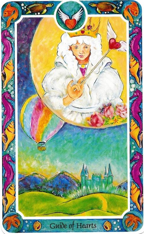 ハートガイド よい妖精 Guide of Hearts The Good Fairy