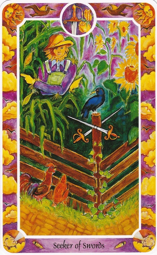 ソードシーカー かかし Seeker of Swords The Scarecrow