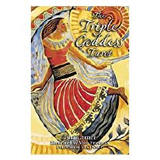The Triple Goddess Tarot/トリプルゴッデスカード